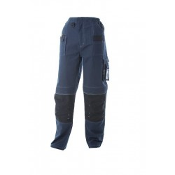 12984 JR - Pantalone multitasche professionale
