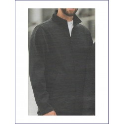 1865 AW - Giacca RUSSELL soft shell 315 gr