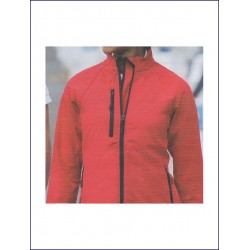 1868 AW - Giacca RUSSELL soft shell 340 gr