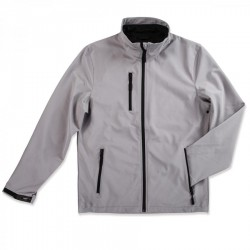 1868 AW - ST5230 Men Active Soft Shell Jacket