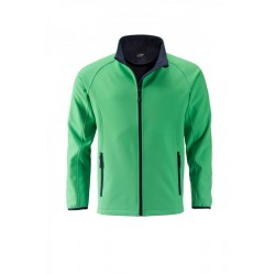 1868 AW jn1130  Men's Promo Softshell Jacket