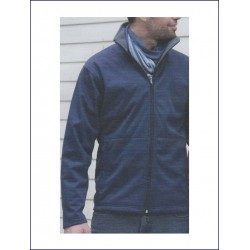 1869 AW - Giacca RESULT soft shell 290 gr