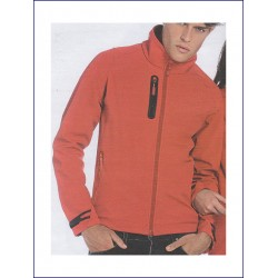 1873 AW - Giacca B&C soft shell 300 gr