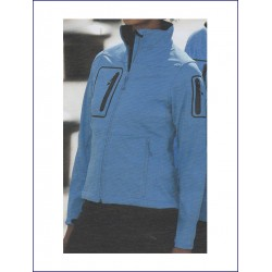 1875 AW - Giacca RUSSELL soft shell 250 gr