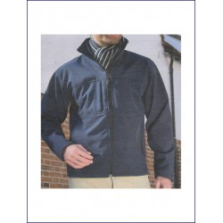 1877 AW - Giacca RESULT soft shell 345 gr