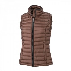 1916 AW  jn1079 Ladies' Quilted Down Vest