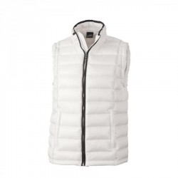 1916 AW  jn1080 Men's Quilted Down Vest