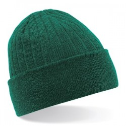 2114 AW - Berretta Chunky Ribbed Beanie 100% acrilico soft-touch