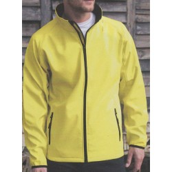 2300 AW - Giacca RESULT softshell 280 gr