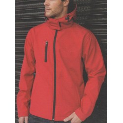 2302 AW - Giacca RESULT softshell 320 gr