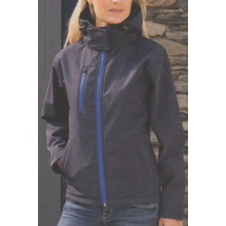 2303 AW - Giacca RESULT softshell 320 gr