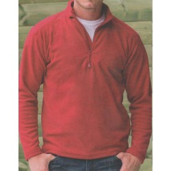 2384 AW - Pile RUSSELL con zip corta 190 gr