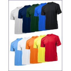 0223 FL- 10 Fruit of tue Loom T-shirt 165gr/m²