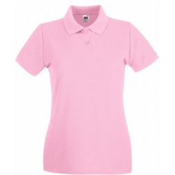 0287 FL- Polo FRUIT donna piquet manica corta 180 gr