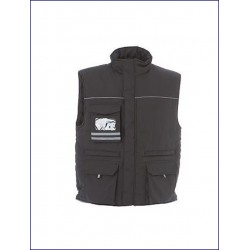 0307 JR - Gilet Professional 65% polyester 35% cotone