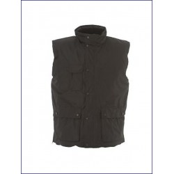 0308 JR - Gilet in nylon ripstop