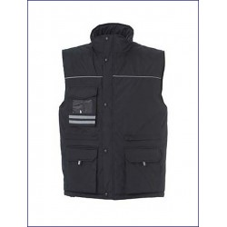 0386 JR - Gilet in nylon ripstop