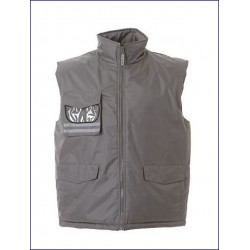 0389 JR - Gilet in polyestere pongee