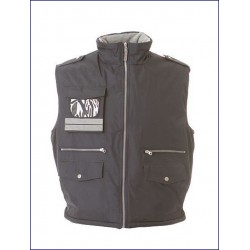0391 JR - Gilet in polyester pongee