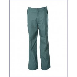 0403 JR - Pantalone multitasche polyester-cotone 260 gr