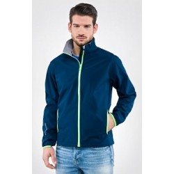 0869 MD - Pile softshell zip lunga 230 gr