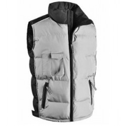 0891 MD - Gilet 100% poliestere pongee ripstop spalmato pvc, 720 g/m2