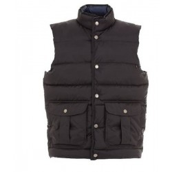 10390 JR - Gilet in microripstop