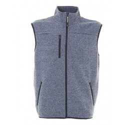 10394 JR - Gilet in maglia (knitted fleece) 100% polyester 300 gr