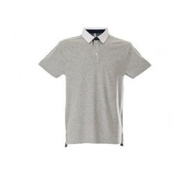 10410 JR - Polo manica corta in jersey  180 gr
