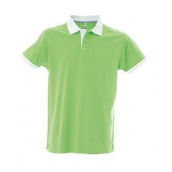 10412 JR - Polo manica corta in jersey 180 gr