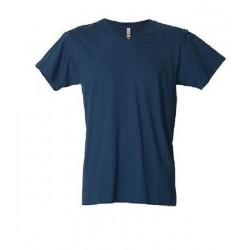 10423 JR - T-shirt manica corta collo a V 150 gr