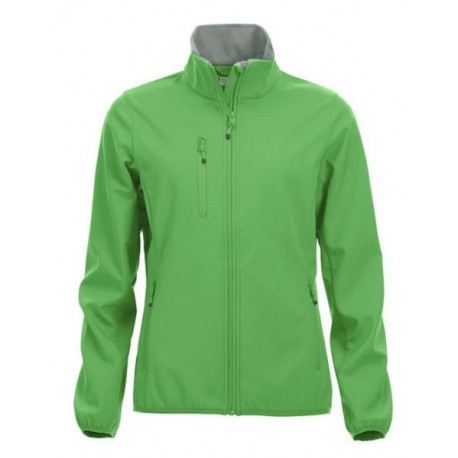 10444 CL - Giacca donna in softshell 280 gr