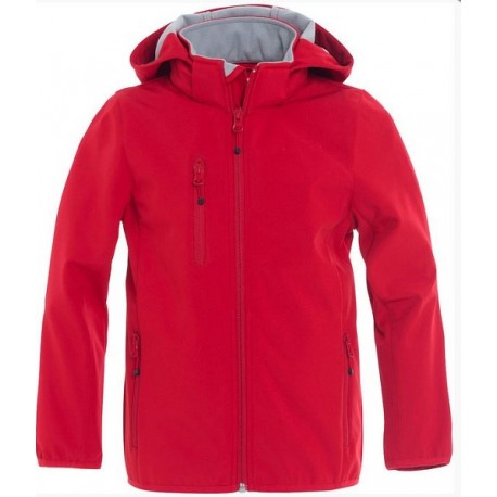 10460 CL - Giacca bambino in softshell 280 gr